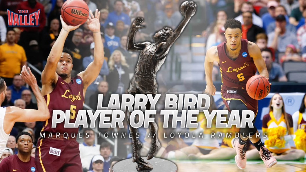 Marques Townes Headlines MVC Specialty Awards - Missouri